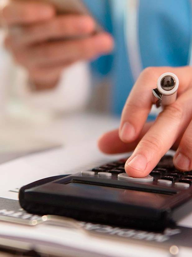Software for inpatient and outpatient billing