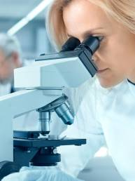 Forensic medical examinations in a laboratory